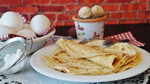 Crepes The Foods of Athenry