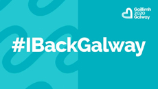 Proudly supporting Galway 2020