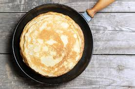 pancake pan The Foods of Athenry