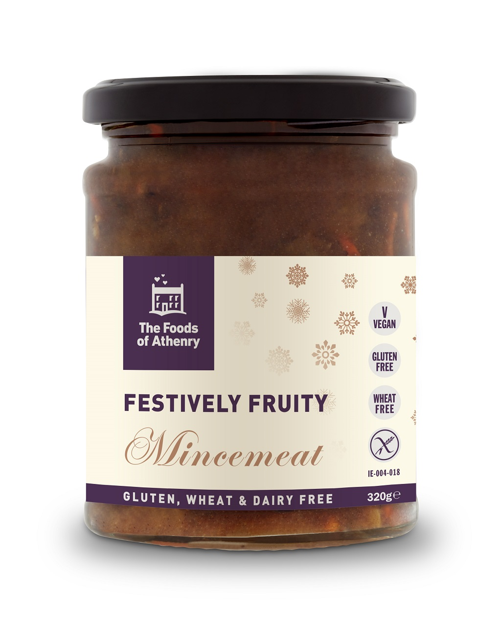 Gluten Free Mincemeat The Foods of Athenry