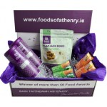 Golden Box - Gluten Free Gift Hamper