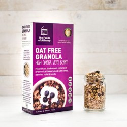 Gluten Free Very Berry High Omega Granola