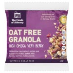 Oat Free Granola - Gluten Free Very Berry High Omega - Single Serve