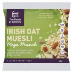 Mega Munchy Muesli - Single Serve
