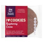 Gluten Free Single Cookie – Chocolate Raspberry