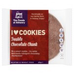 Gluten Free Single Cookie – Double Choc Chip