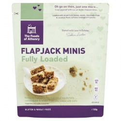 Gluten Free Flapjack Minis Fully Loaded (The Works)