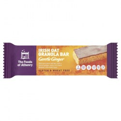 Irish Oat Granola Bar - Gentle Ginger