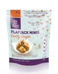 Gently Ginger Flapjack Minis www.foodsofathenry.ie