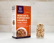 Irish Oat & Puffed Rice Nutty Crunch Granola The Foods of Athenry