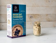 Irish Oat Porridge The Foods of Athenry