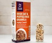 The Foods of Athenry Irish Oat Puffed Rice Granola Nutty Crunch