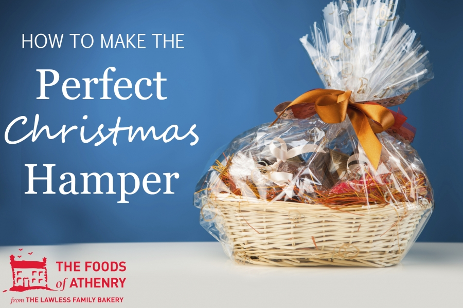 create your own christmas hamper for the perfect homemade gift
