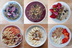 6 Gluten Free Breakfast Bowl Ideas