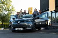 The Foods of Athenry - Winner of the Windsor Motors Galway EV Renault Zoe May 2nd 2019
