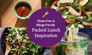 Gluten-Free and Allergy-Friendly Packed Lunch Inspiration